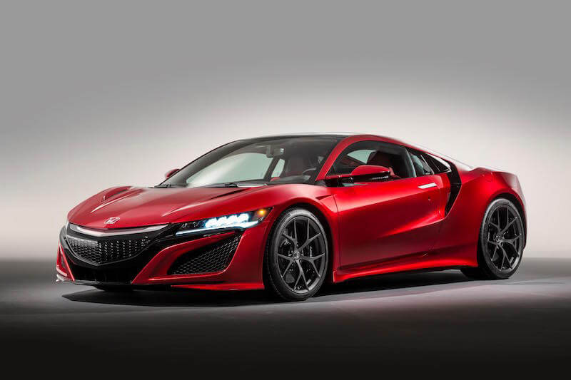 The New Acura NSX, Which The Firm Hopes Will Tempt Us Away From Other Big  Supercar Names