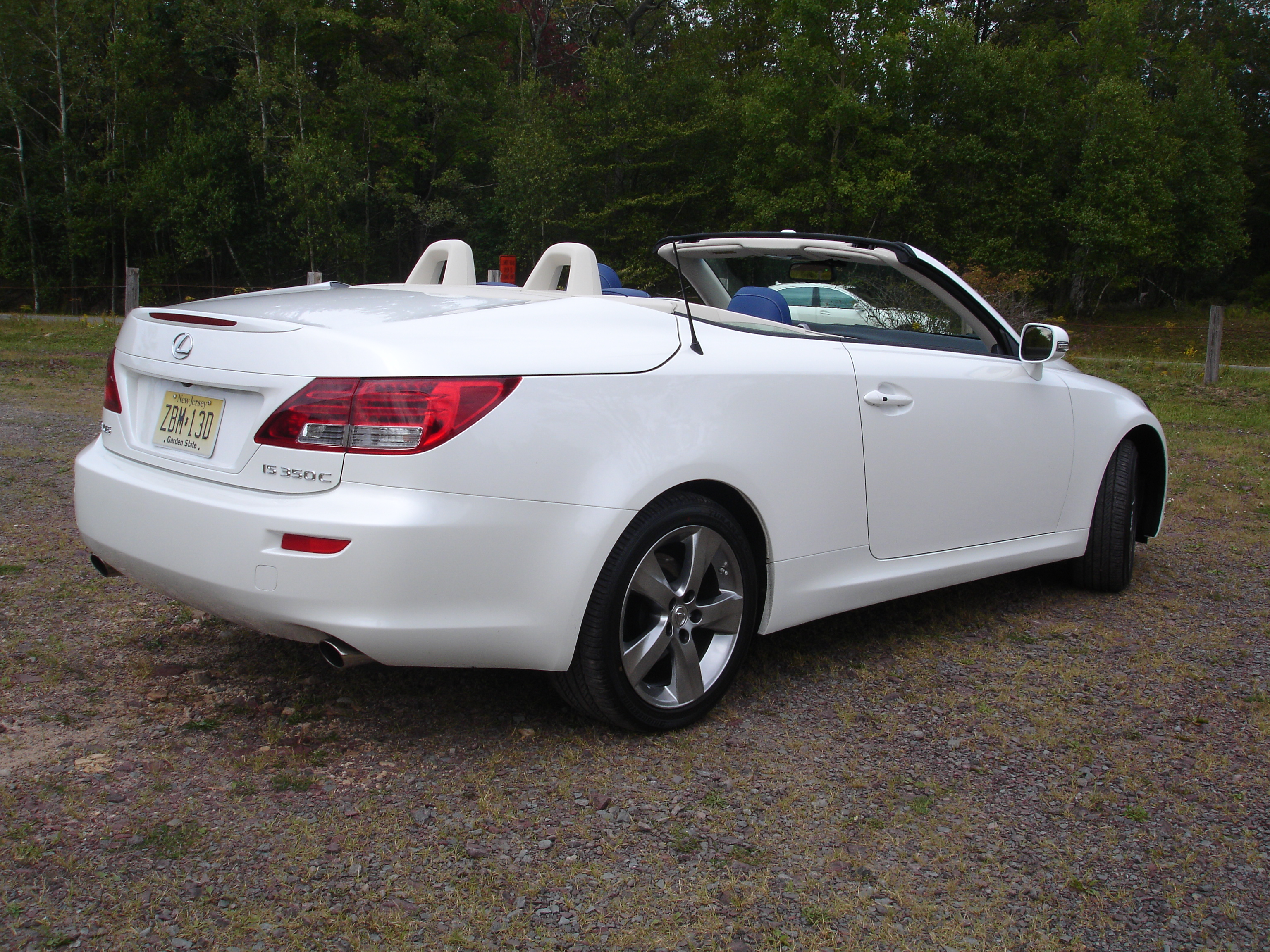 2010 Lexus IS 350 Convertible Review Autosavant