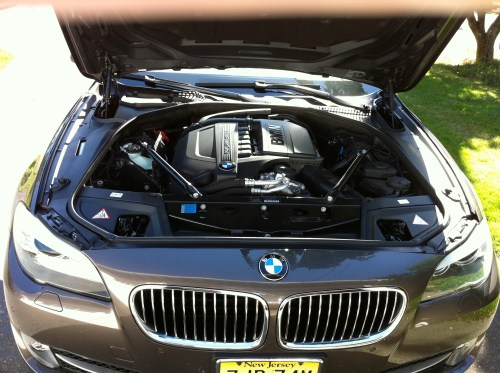 small resolution of the bmw 535i
