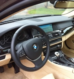 the 535i i tested was equipped with over 15 000 worth of optional equipment among those was bmw s active blind spot detection system which is designed to  [ 2592 x 1936 Pixel ]