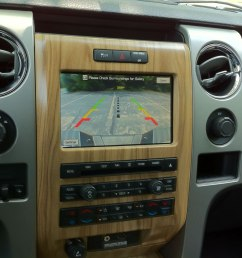 aftermarket navigation system s show pics and discuss page 5 2011 f150 dash diagram [ 1500 x 1120 Pixel ]