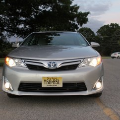 All New Camry Hybrid Review Warna Toyota Grand Veloz 2012 Xle Autosavant In