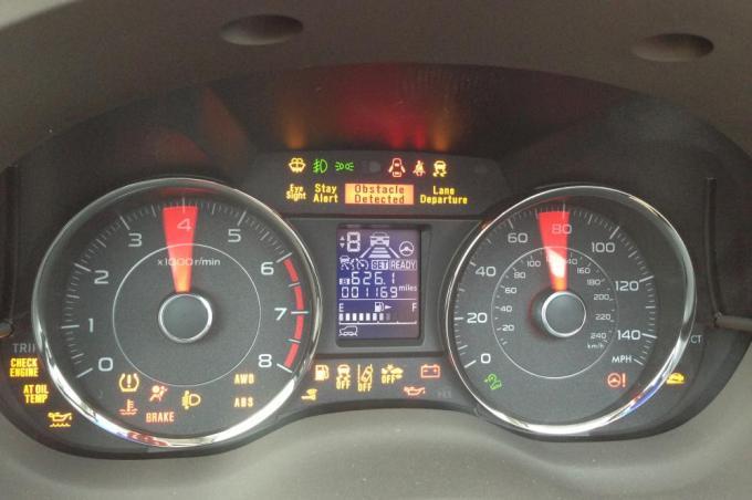 Subaru Forester Warning Lights Adiklight Co