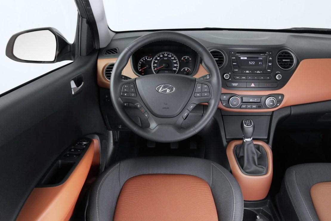 Hyundai i10 hatchback