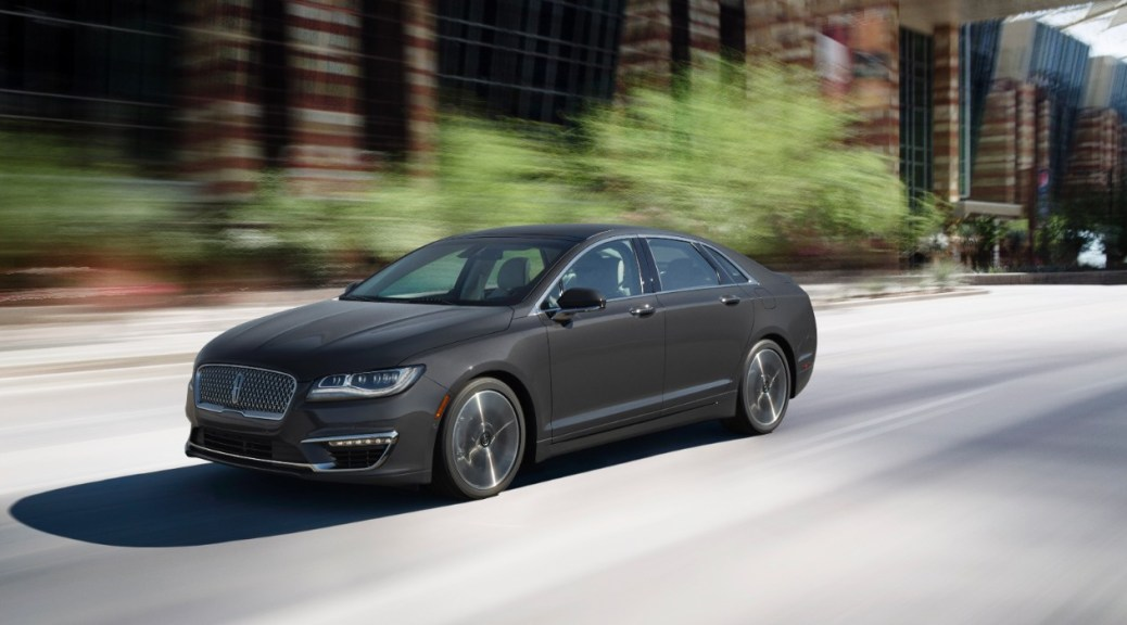 Featuring a New Distinctive Design, the 2017 Lincoln MKZ Launches in the Middle East