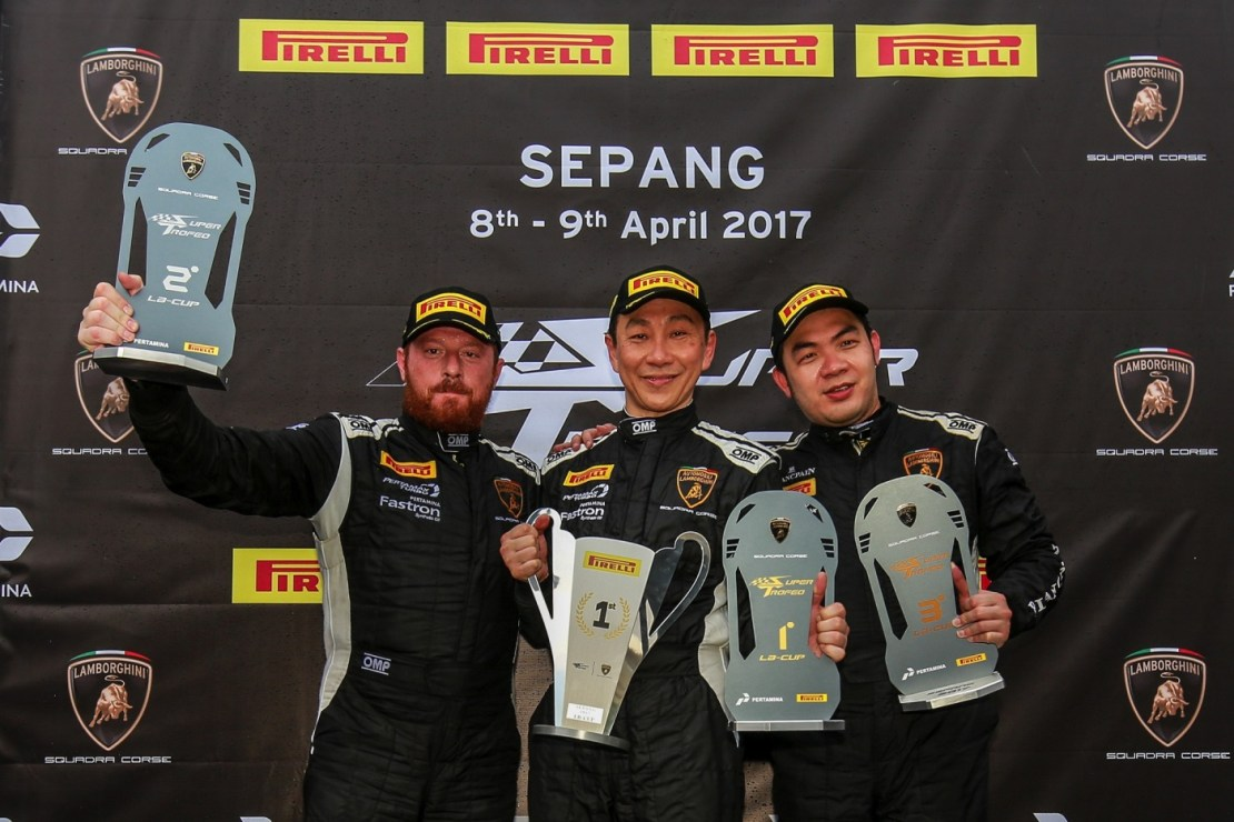 Racing Action In Sepang Continues With Thrilling Race Two at Malaysian Round-CROWNING