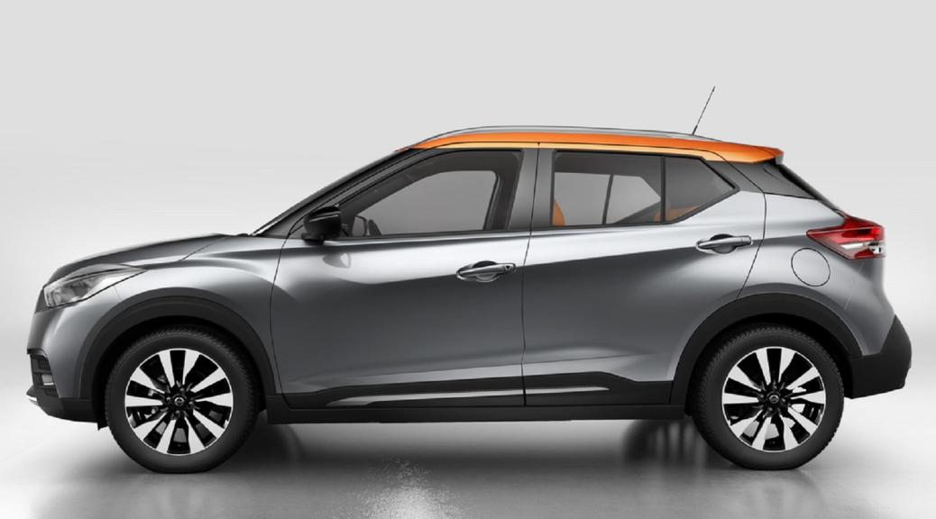 Nissan KICKS MY17: A Fresh Offering to the UAE's Crossover Segment 