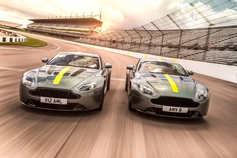 VANTAGE AMR Aston Martin's Most Successful Sports Car