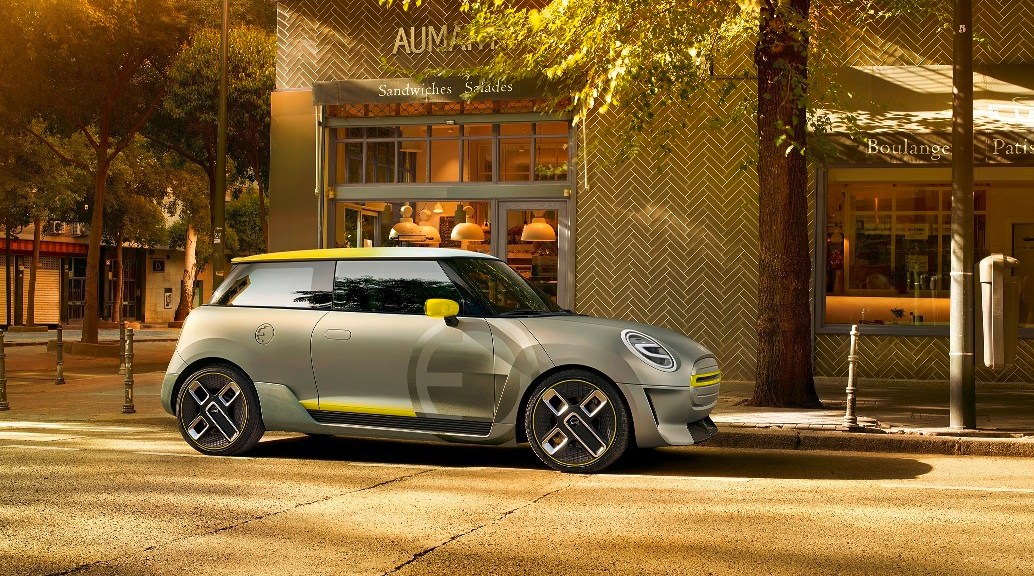 MINI to Shape the Future of Urban Mobility