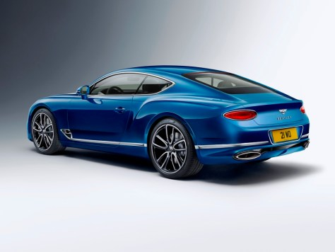 The All-new Continental GT -35