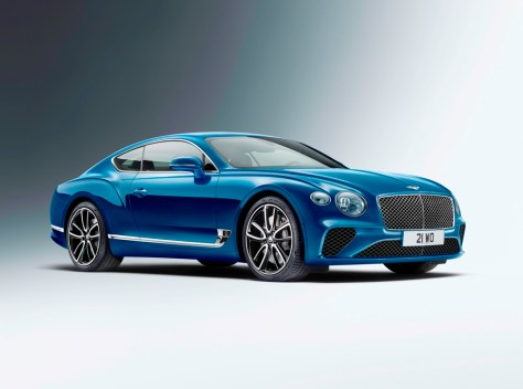 The All-new Continental GT -37