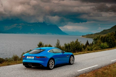 The New Jaguar F-Type-01