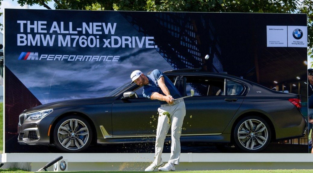 The Top 70 Players on the PGA TOUR Tee-off at the BMW Championship
