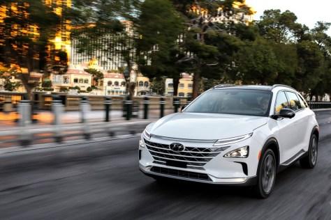 The Hyundai's Hydrogen-Powered Nexo -02