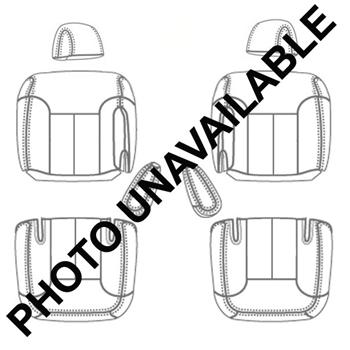 Chevrolet C1500 Extended Cab Katzkin Leather Seats (2