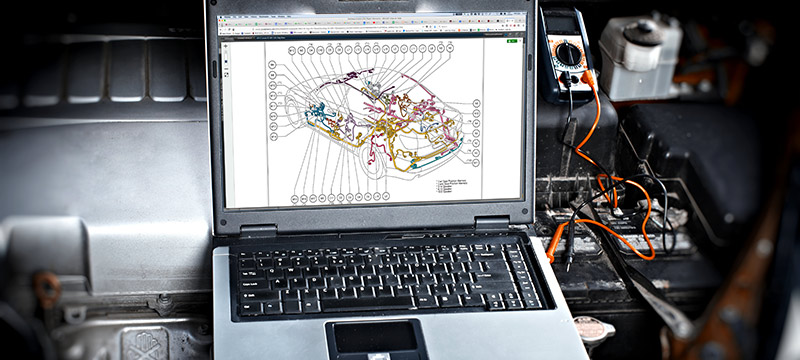Vehicle Wiring Diagrams Software