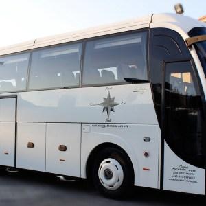 Noleggio pullman e bus a Napoli