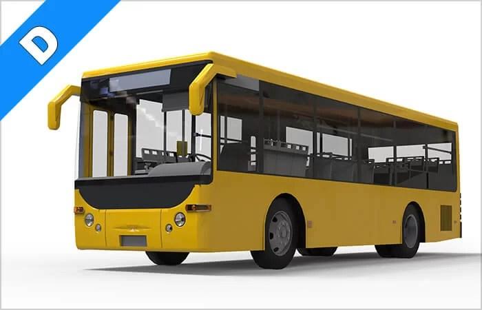 bdautósiskola - autóbusz oktatás D kategória