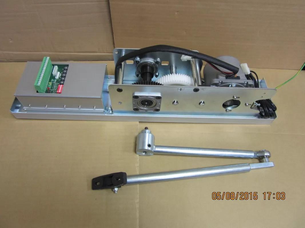 IP44 Office / Family Automatic Swing Door Opener DC 24V