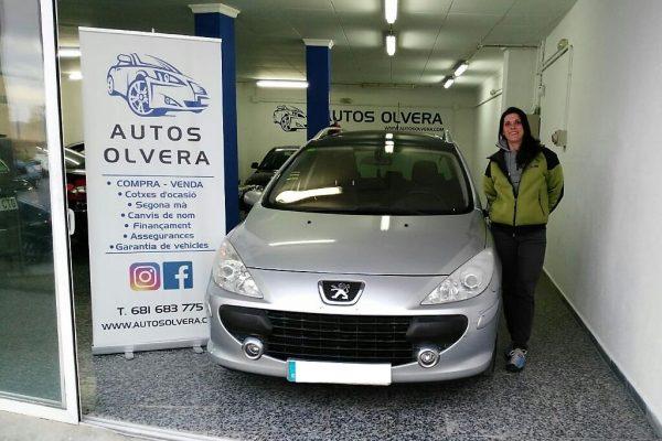Foto compradora Peugeot 307SW