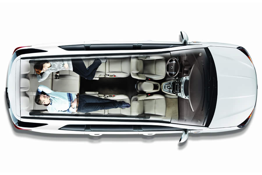 Ssangyong Stavic Interior - How Car Specs