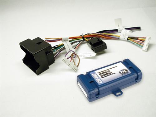 Pac Aftermarket Radio Wiring Harness