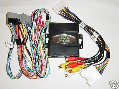 2005 Corvette Bose Wiring Diagram Mygig Lockpick Upgrade Radio To A Mygig Radio Adapter