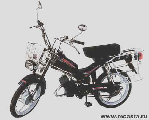 Autosoviet: THE RUSSIAN MOPEDS