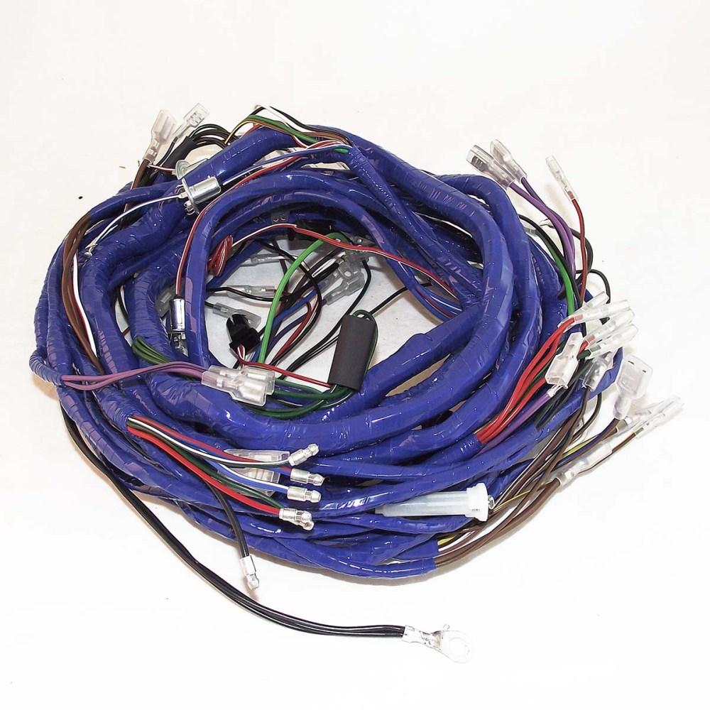 medium resolution of triumph wiring harnes repair tape