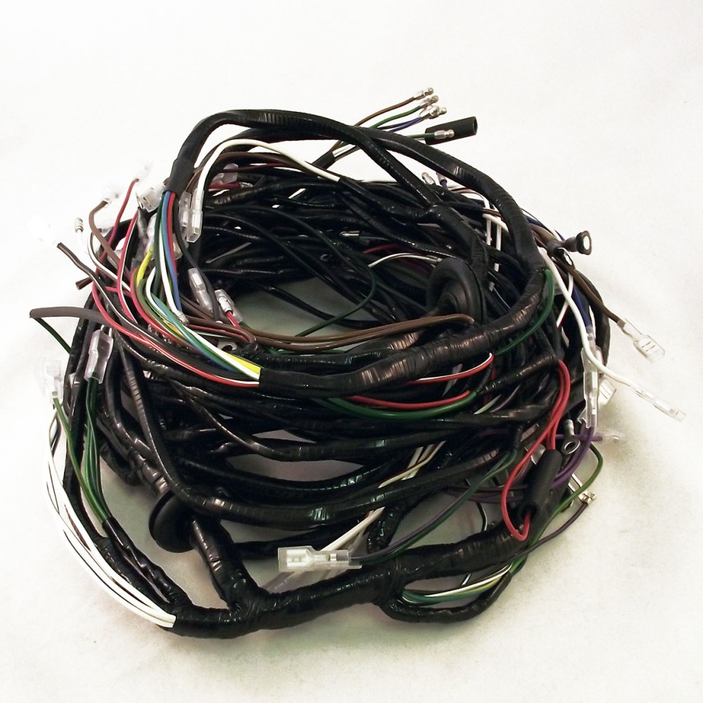 medium resolution of ac cobra wiring harnes