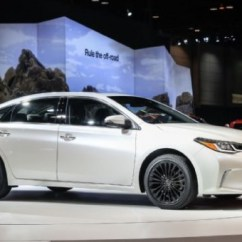 All New Camry 2016 Spesifikasi Kijang Innova 2018 Toyota Unveils Avalon Plus And Corolla Special Editions At The 2015 Chicago