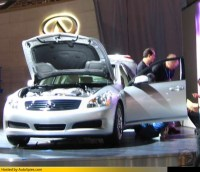 2007 Sedan Unveiling & Pics Update - Page 10 - G35Driver ...
