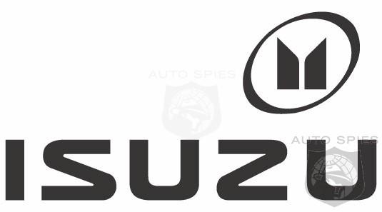 Car XxX Blog: Isuzu Logo