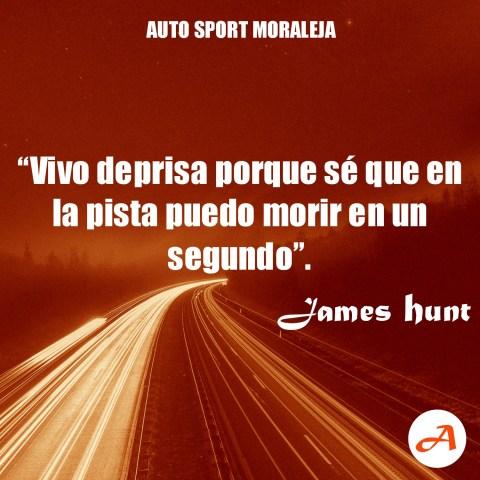 Frases del Motor James Hunt
