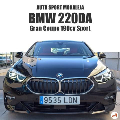 BMW 220dA Gran Coupé 190cv Sport