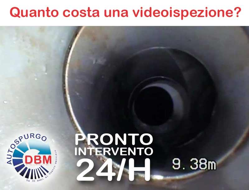 Quanto costa una videoispezione Costo video ispezione Roma