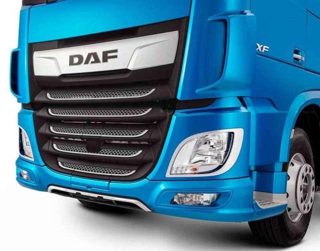 Novo DAF XF é lançado com potências de 480 cv e 530 cv