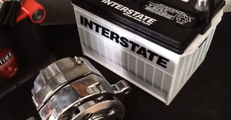 Interstate Car Battery