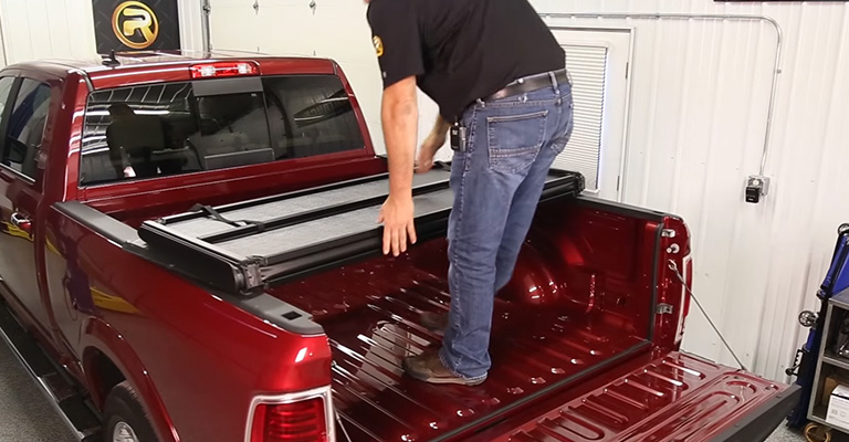 How to Install a Hard Tonneau Cover