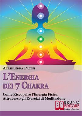 Ebook L'Energia dei 7 Chakra