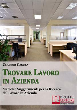 Ebook Trovare Lavoro in Azienda
