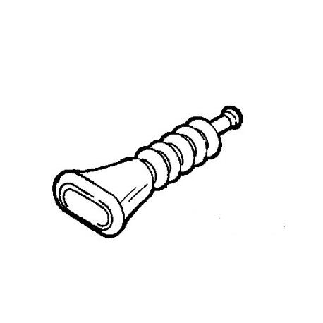 Gearbox rubber boot (wheel side)