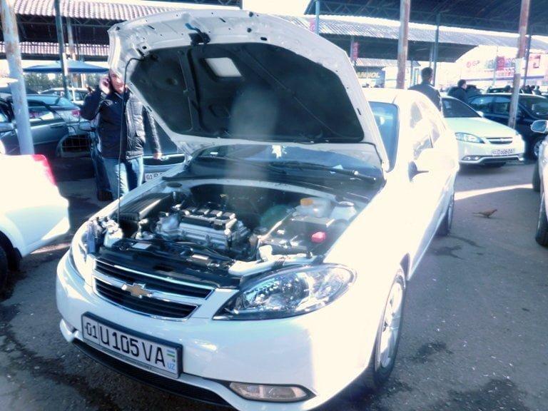 Chevrolet Gentra базар Сергели