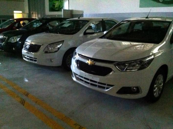 Обновленный Chevrolet Cobalt - фото в Ташкенте