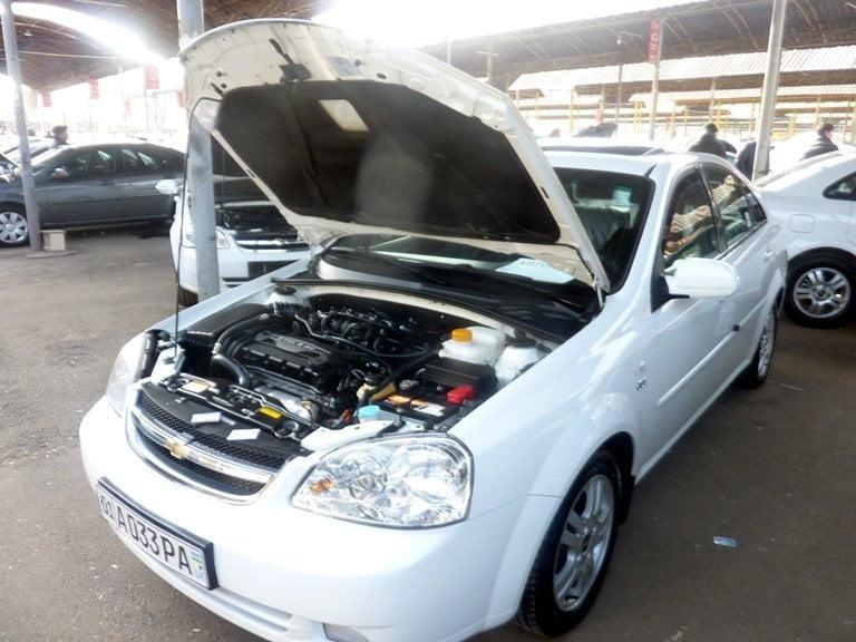 Chevrolet Lacetti CDX АКПП, год выпуска: 2012; Пробег: 92 000 км.<br />Цена: 82 000 000 сумов.