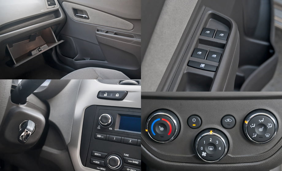 Chevrolet Cobalt Interior 2