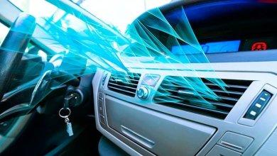 Как охладить машину в жару и чиллю
