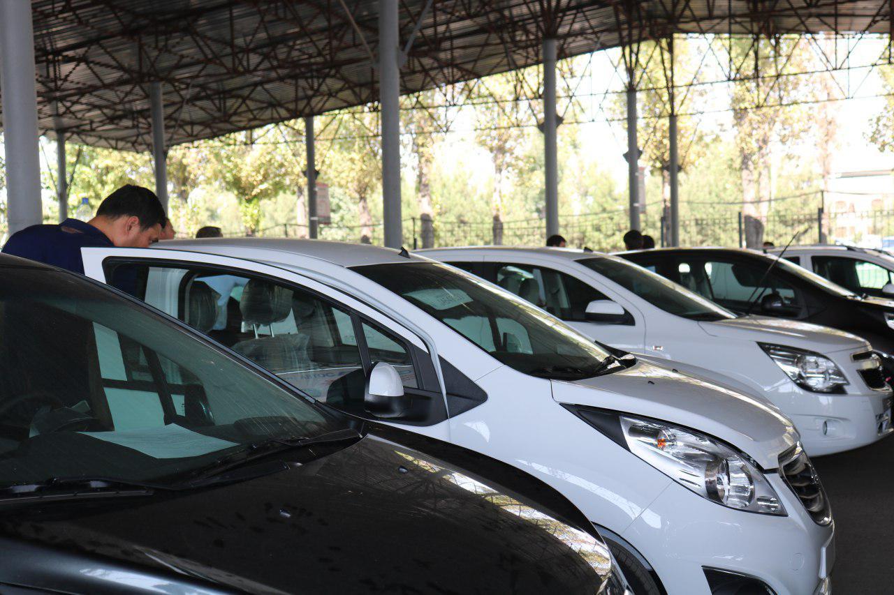 авторынок и автосалон GM Uzbekistan в Узбекистане Ташкент