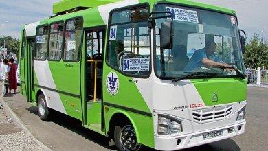 Автобус Isuzu в Ташкенте