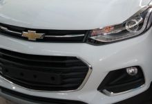 Chevrolet Tracker Производства GM Uzbekistan